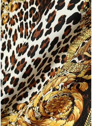 Versace Fular Leopar